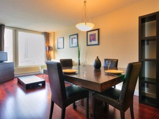 Old Montreal luxury 1BR apartment
