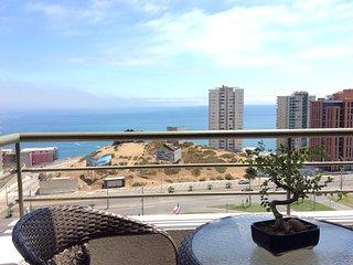 Lindo departamento con espectacular vista, Reñaca