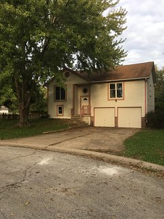 3 Bedroom Home in Kansas City Metro Area