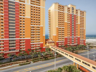 Calypso Unit 107 Beach Front Condo - 1BR/2BA w/ Bunks; Sleeps 6, Panama City Beach