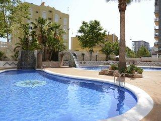 Apartamento Turquesa Beach 310, Calpe