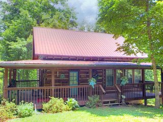Cedar Point Log Cabin, Sevierville