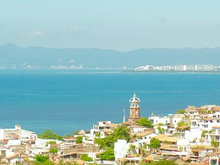 New 2 Bedroom/ 2 Bath Private Tropical Oasis, Puerto Vallarta
