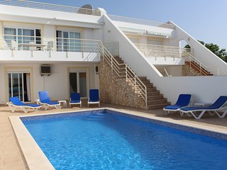 Gaivota - Praia da Luz 4 bed villa with sea views