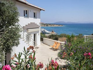 Apartment with great seaview 2nd, Cesme