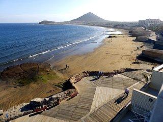 Beachfront Apartment in El Medano