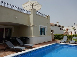 2 bed villa Mar Menor Golf Resort, Costa Calida