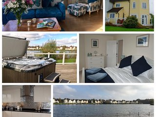 Cotswold Water Park Retreat - 3 bedroom house, South Cerney