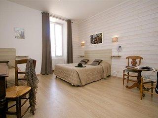 Chambre Amandine, résidence Le Clos Rhea