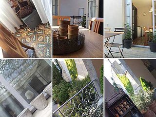 PRIVATE HOUSE TOTALLY RENOVATED, WIFI, PRIVATE PARKING, 5 ROOMS, AVIGNON CENTRER, Avignon