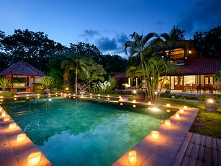 Exclusive, Luxury Private 3 bedroom Villa with Pool on Bali