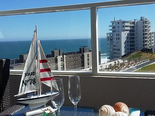 New apartment with nice ocean view quien place, Renaca