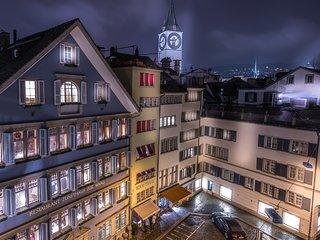 Le Bijou MH6 Jacuzzi-Penthouse Münsterhof / Paradeplatz / Bahnhofstrasse, Zurich