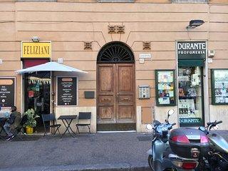 Delizioso appartamento nel cuore di Roma