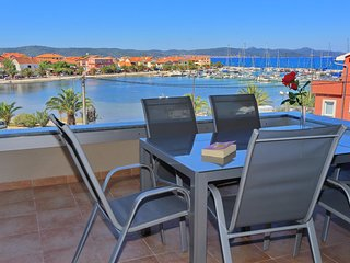 "Luxury Apartment A6 ""Lavanda"" with fantastic view, Bibinje"
