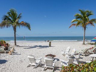 MERMAID 2BR beachfront home***Heated Pool***Pets OK