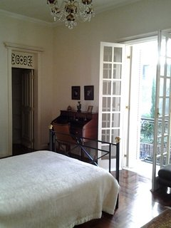 large bedroom with en suite bathroom
