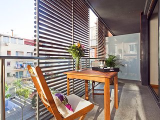 Apartment for executives in Barcelona Center for 6