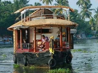 Double Bedroom House Boat 5 PAX