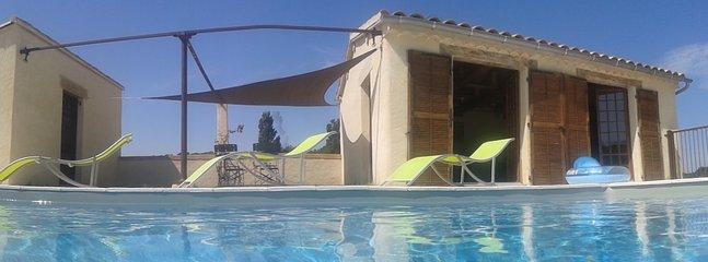 La villa Agrippa  , location de vacances