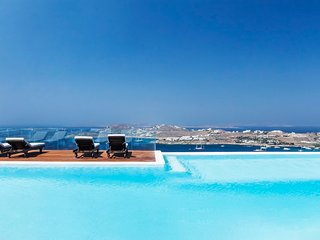 Blue Villas | Horatia | Secluded