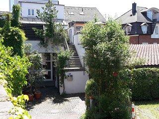 FeWo City Appartement in Markdorf am Bodensee, Zentrale Stadtlage bis zu 3 Pers.