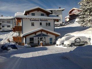 Super locatie dicht bij liften en pisten in het centrum van Berwang, Tirol