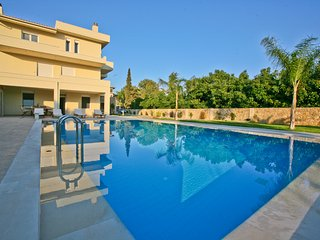 Rose 3 Bedroom Villa in Souda, Chania, Crete