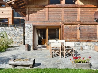 Small Chalet with all Modern Conveniences in the Heart of Chamonix