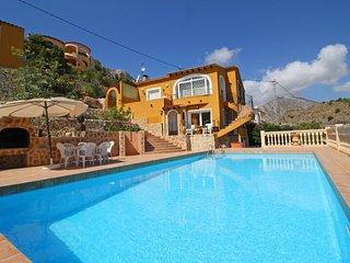 430 - Villa Merry, Calpe