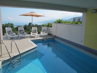 Charming Villa with beautiful seaview, Matulji