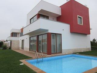 JT5 PL - Bom Sucesso / Obidos Lagoon - Modern Villa V3-6 PAX with private pool