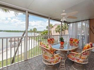 12 steps to the Beach; Florida Sun Coast Condo