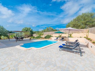 CASA PUIG DE NA FRANQUESA - Villa for 6 people in MANACOR