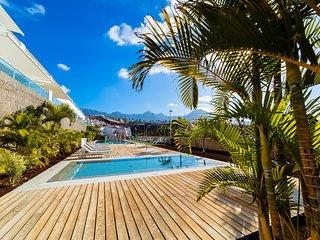Luxury duplex panoramic ocean view, jacuzzis, hammam, swimming pool