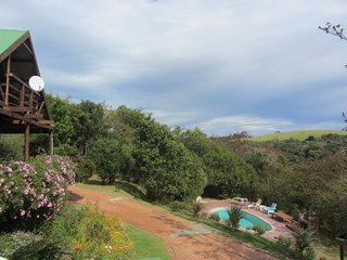 The Carraighs Self-catering cottage near Plett, The Crags