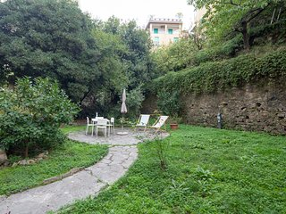 Lerici center Wi-Fi and Garden, 50 mt the sea