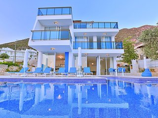 Luxury private villa with seaview, private pool,10 minutes to town, rental villa