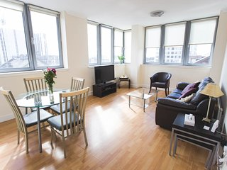 Glasgow City Center Holiday Flat Rental