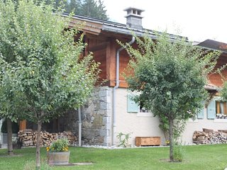 Chalet Pretty, 6 people Chamonix, 5 min to the center town