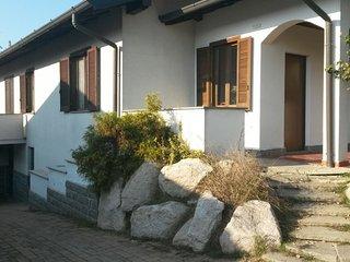 Appartamento in villa a 5 minuti da Malpensa
