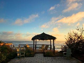 Secluded Tiki Beachhouse, New Smyrna Beach