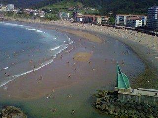 Apartamento con vistas al mar, Bakio