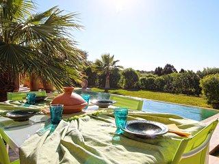 Villa luxe sur le Golf de Mogador