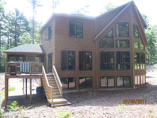 New Luxury Waterfront Property on Lake Arrowhead, Waterboro