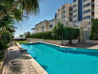 1b Boutque Seaview with pool - Apollonia beach, Yermasoyia