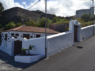 Casa Canaria La Fortaleza, Tanque. Tenerife.