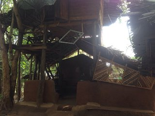 Caveman eco lodge