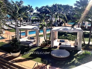 AVAILABLE TODAY Brand New 1 Bedroom 2 Bathroom Ocean & Pool View - up to 50% OFF