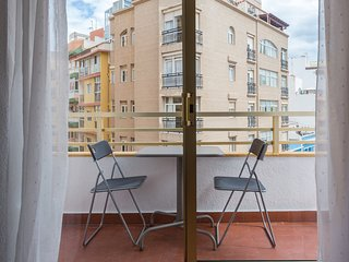 Apartamento en primera linea de playa con terraza, Las Palmas de Gran Canaria
